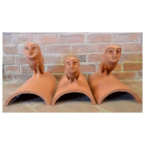 Bespoke-owl-ridge-tile-finials-spicer-tiles