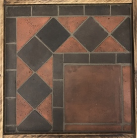 Hand Made Terracotta Border Tiles Spicer Tiles