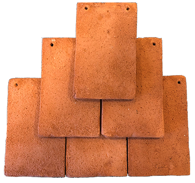 Pegs Red Antinque tiles spicer tiles