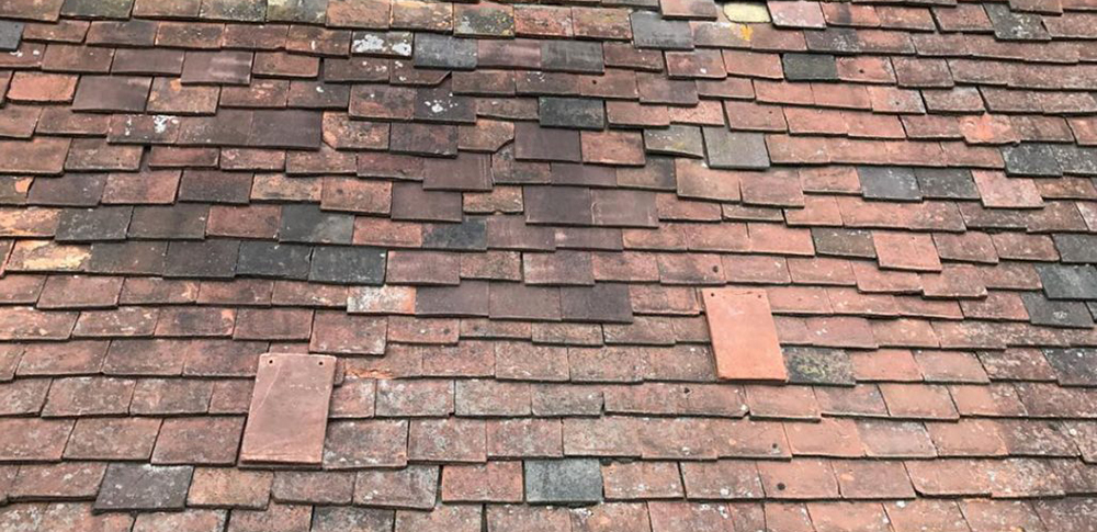 Clay Roof Tile Colour Matching Spicer Tiles