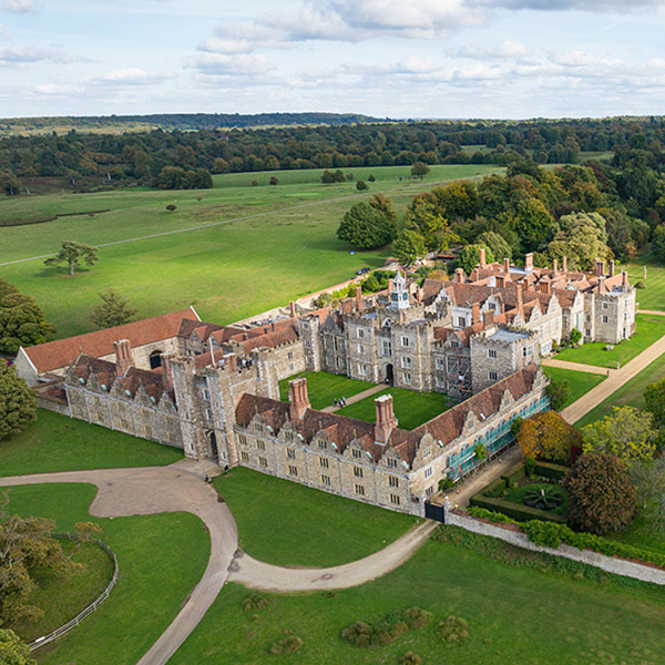 knole house case study