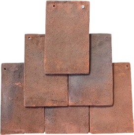 Kent Peg clay tile in the colour medium antique. We sell these tiles, click here to take you to the product page.