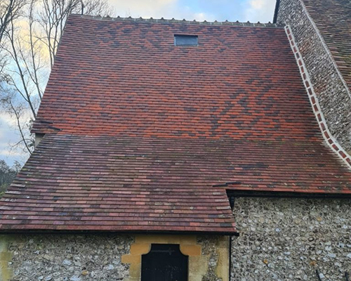 Handmade Clay Tile for Roofs Spicer Tiles