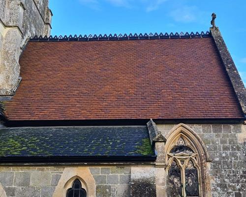 Handmade Clay Tile Roof Tiles Spicer Tiles